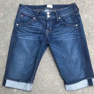 Hudson Palerme Knee Shorts